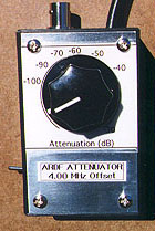 Offset Attenuator Photo