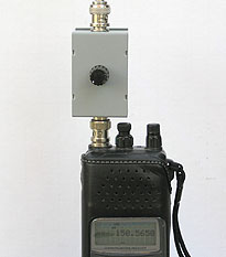 Arrow offset attenuator