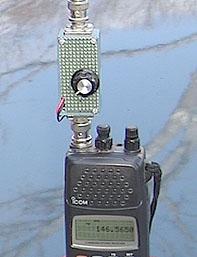Miniature attenuator