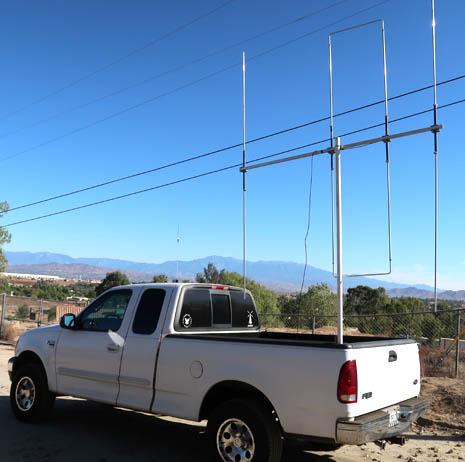 Six-Meter Mobile Beam