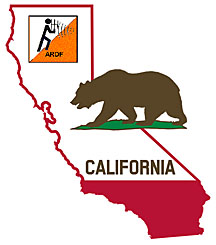 ARDF California logo