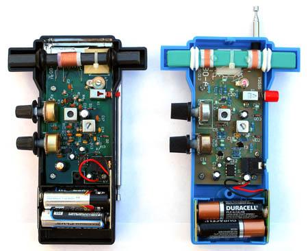 PJ-80 ARDF sets