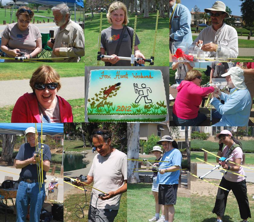 Tri-City Park ARDF photos